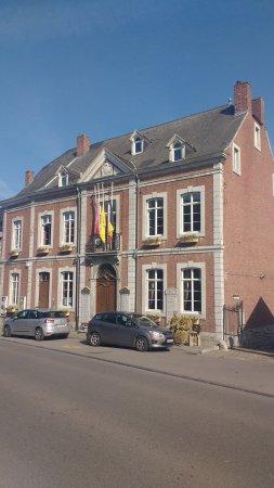 Maison communale d'Olne - Monument classé