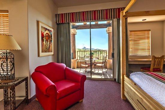 Fountain Hills, AZ: Spacious Luxury Suite