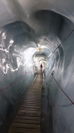 Feichten, Austria: Kaunertalerglacier