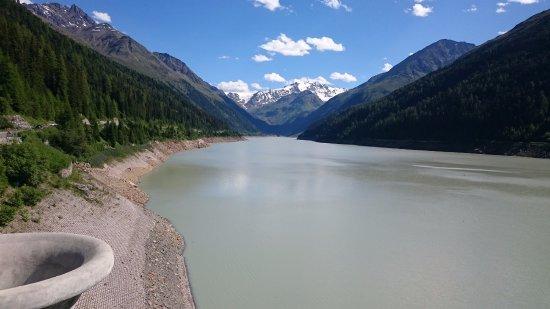 Feichten, Austria: Gepatsch Dam