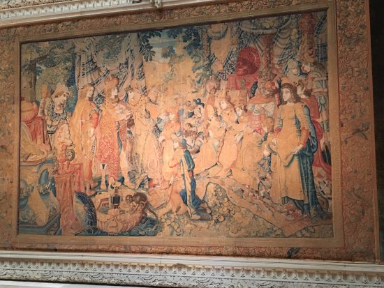 The Breakers : tapestry- preserved