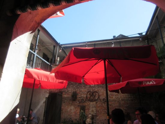 Napoleon House Cafe New Orleans