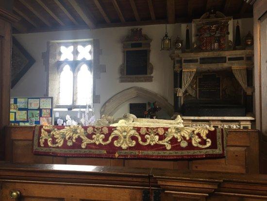 Burton Agnes, UK: The Church of Saint Martin