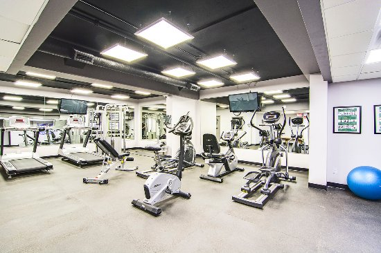 Sawridge Inn and Conference Centre Edmonton South: Fitness Centre