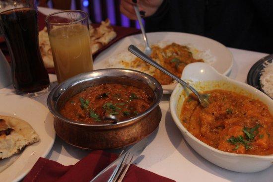 Sheba: good food!