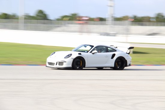 Jupiter, FL: Porsche GT3 RS on Road Course