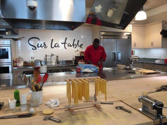 Sur La Table Spring Pasta Class