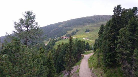 Jerzens, Austria: Zirbenpark