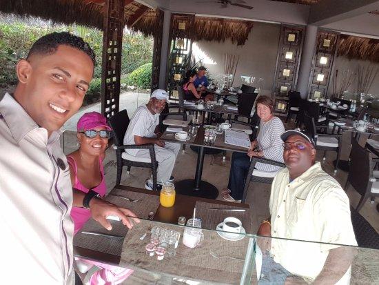 Paradisus Punta Cana Resort: Ramon at Laplapa