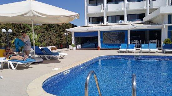 Mariandy Hotel: basen dosc dobry