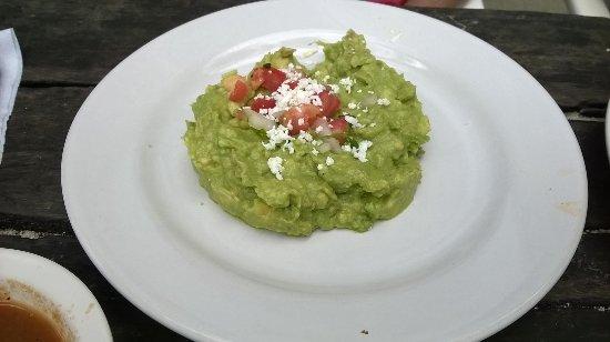 La Buena Vida Restaurant : Guacamole muy rico