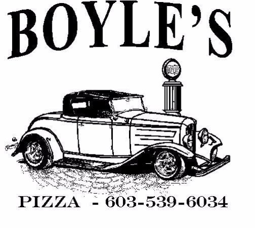 South Effingham, NH: Boyle's Logo