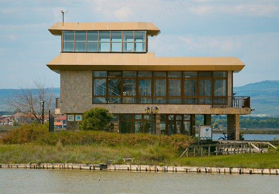 Pomorie Lake Visitor Centre