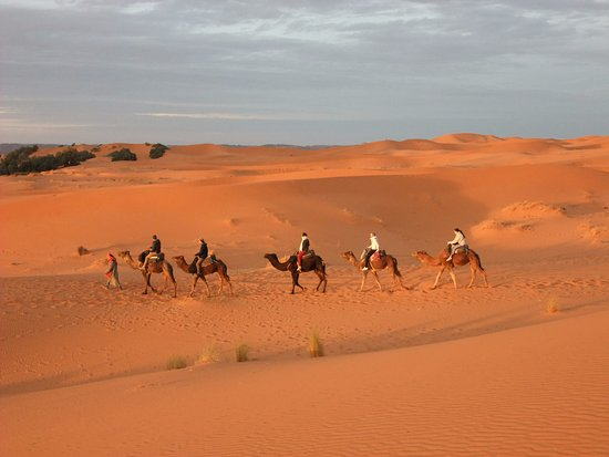 Traveling In Morocco