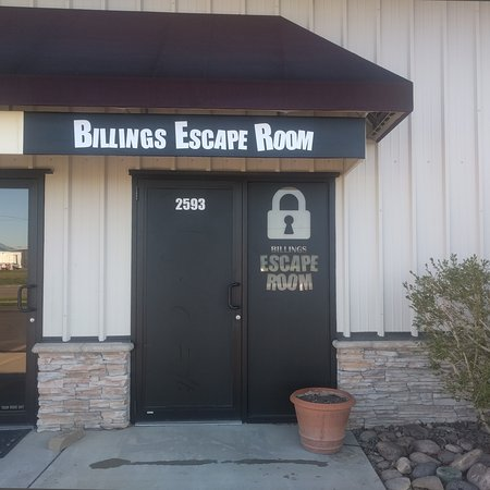 ‪Billings Escape Room‬