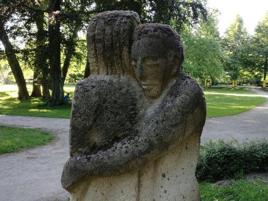 Skulpturen Garten Köln Rheinpark Picture Of Skulpturen Park