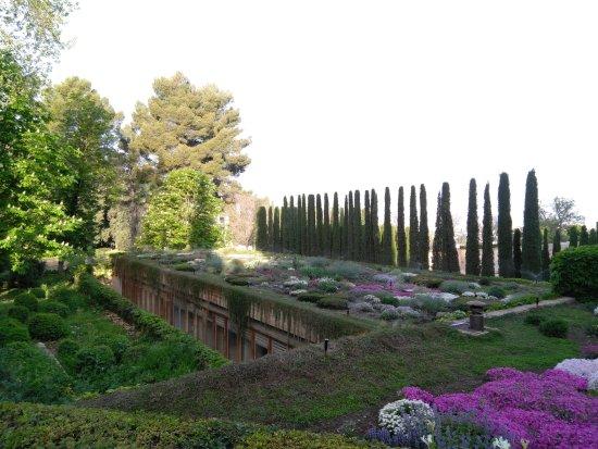 Generalife : Esterno giardino