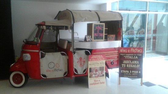 Sabaneta, Colombia: Nino e Pastino