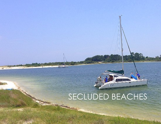 Gulf Breeze, FL: www.sailtikaricat.com is out 32' Private Catamaran ~ Relax, Explore