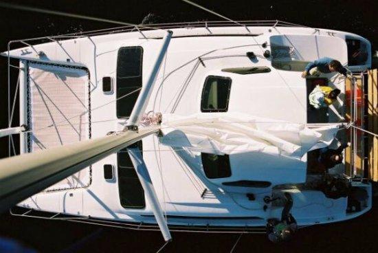 Gulf Breeze, Floryda: Sail Tikari Cat ~ Daily Sched. Trips from Sabine Marina, Pensacola Beach, FL