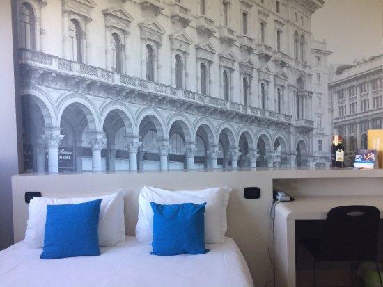Photo0 Jpg Picture Of B B Hotel Milano Cenisio Garibaldi Milan Tripadvisor