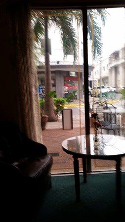 Hotel Chaco: bar
