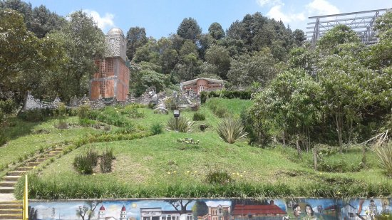 Medellin City Services: The Jail that Escobar had built for a short and luxurious stay.