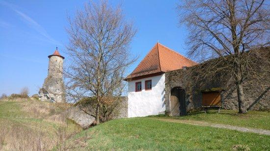 Burg Waischenfeld und Steinerner Beutel