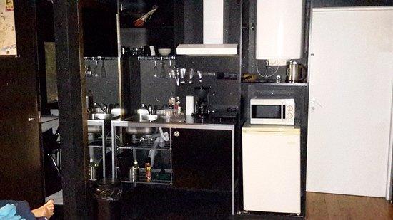Belomonte 20: kitchenette