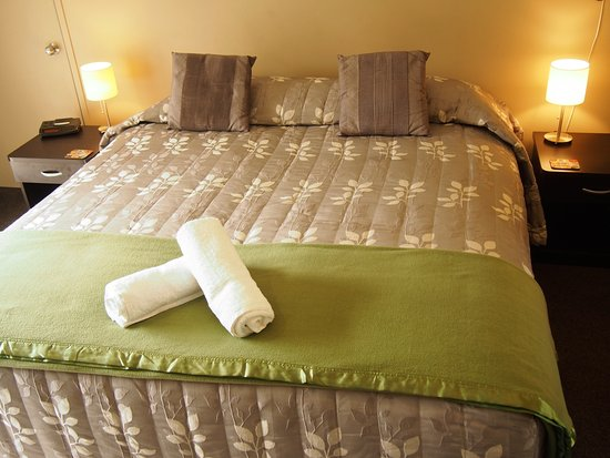 Chardonnay Motor Lodge: Studio King Single bed
