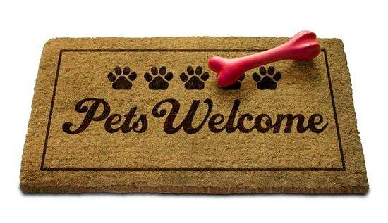 Chardonnay Motor Lodge: Pets welcome!