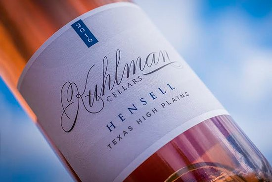 Stonewall, TX: The 2016 Hensell, Dry Rose