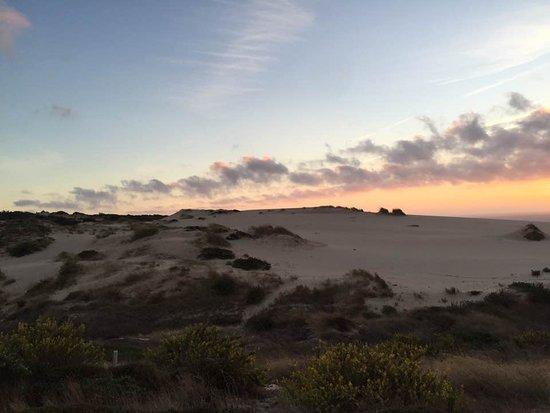 Fortaleza do Guincho: Sun Setting most westerlySun Setting most westerly point of continental point of continental eur
