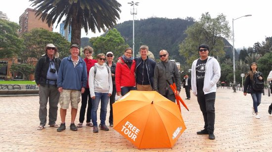 Free Walking Tour Bogota 1538 Official