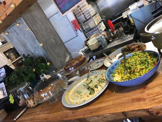Crediton Vegetarian Restaurant