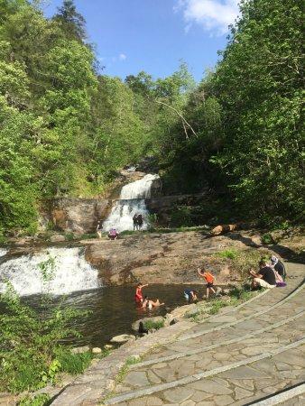 Kent Falls State Park: falls