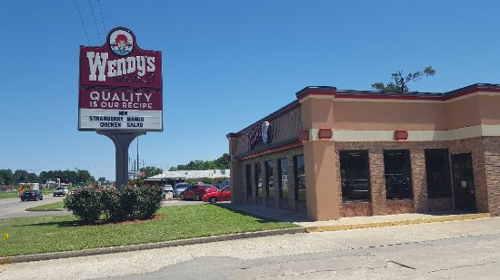 Monroe, LA: Wendy's