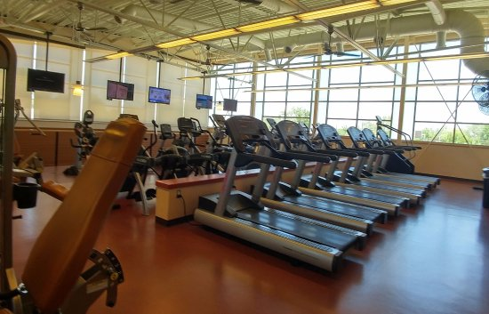 Fruita Community Center: Workout