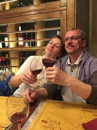 Navona Notte : Достойное вино