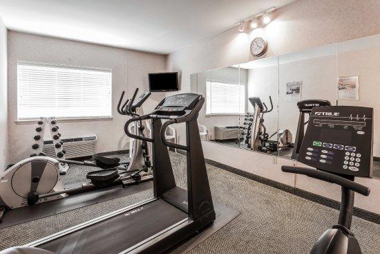 Quality Inn Tulalip - Marysville: Fitness Room