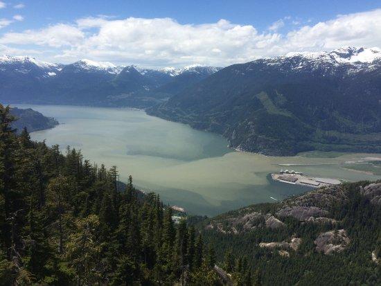 Squamish, Canadá: Howe Sound