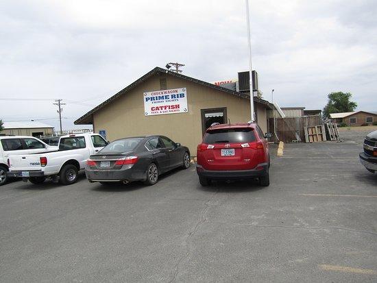 Hermiston, Oregón: Entrance