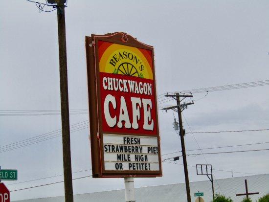 Hermiston, Oregón: Sign