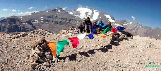 سانتياجو, شيلي: Summit Cerro Pintor 4.200 m