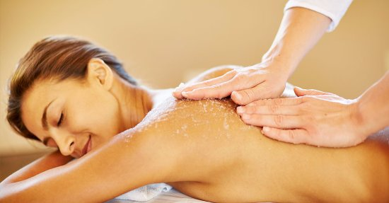 Canyon Ranch in Lenox: Soothing body treatment.