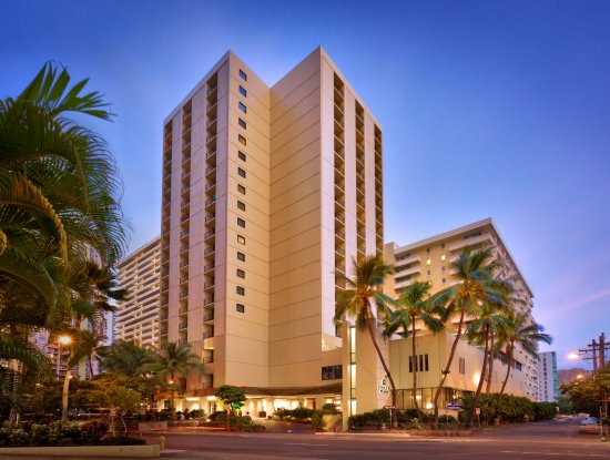 hyatt place waikiki beach updated 2018 prices resort. Black Bedroom Furniture Sets. Home Design Ideas