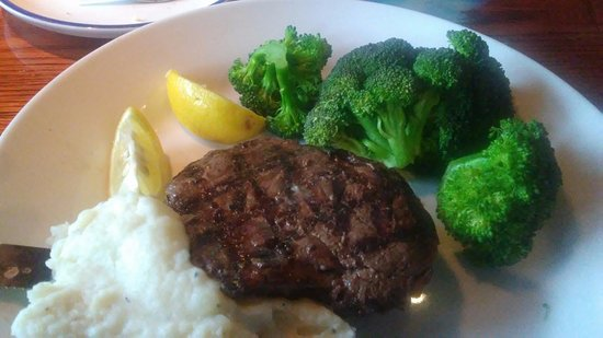 Bridgewater, NJ: Red Lobster steak