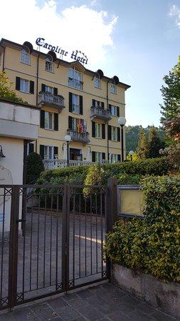 Brusimpiano, Itália: Caroline Hotel