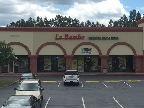 Acworth, GA: La Bamba