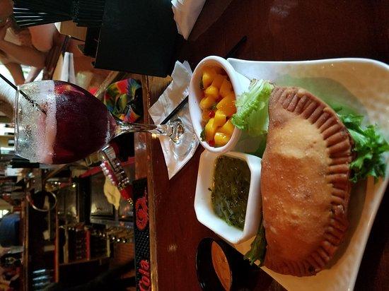 Flint Hill, VA: Empanada and Sangria